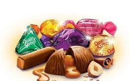 شکلات تافی