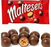 شکلات خارجی مالتیزرز