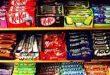 فروش عمده شکلات خارجی