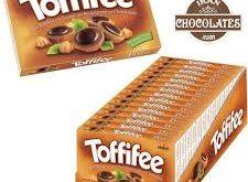فروش عمده شکلات خارجی تافی فی