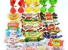 واردات شکلات خارجی