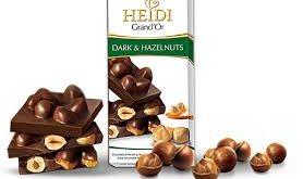 شکلات تخته ای هایدی