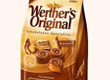 شکلات کاراملی وردرز
