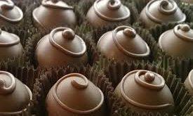 شکلات خارجی تلخ