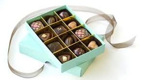 شکلات خارجی کادوئی