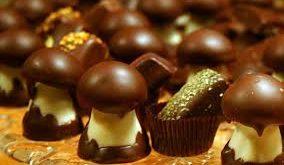 شکلات خارجی خوشمزه