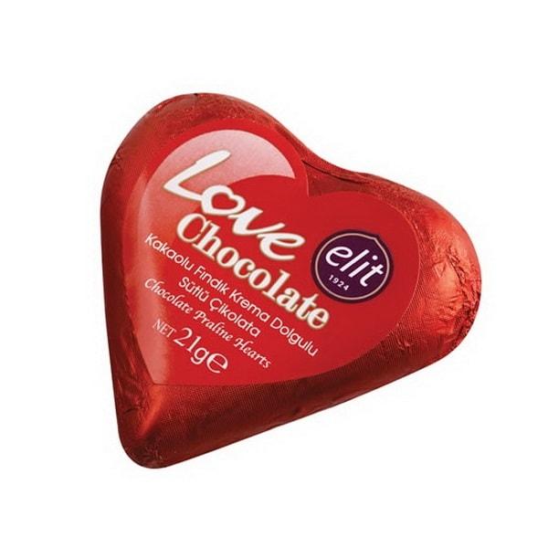 شکلات قلبی الیت