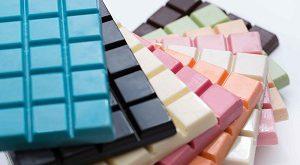 شکلات تخته ای دوریکا