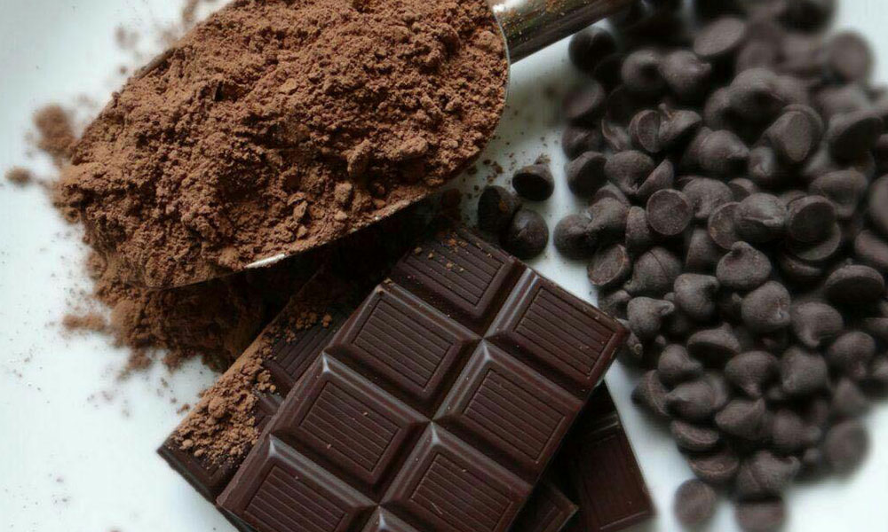 خرید شکلات سیاه